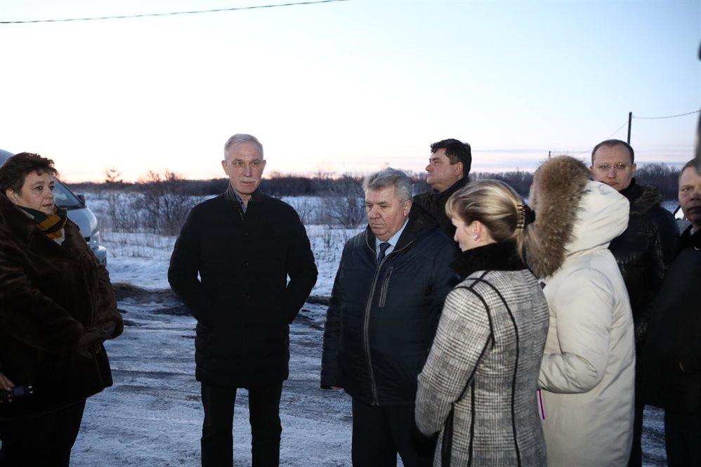 О формировании 90 земельных участков для многодетных семей в Димитровграде
