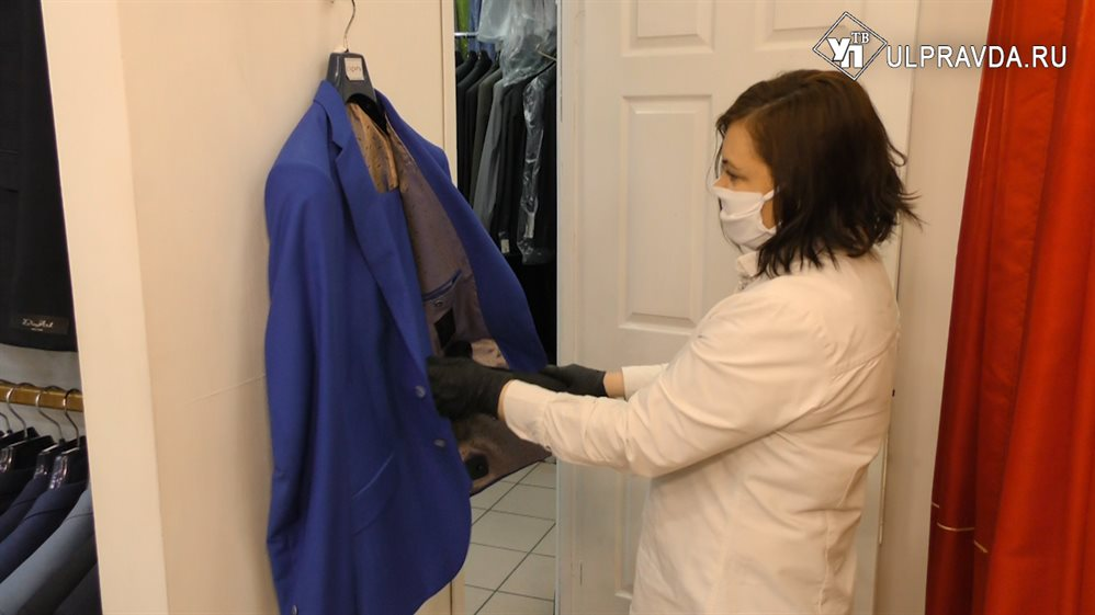 Маски и перчатки – в силе, примерять – можно. Как работают ульяновские магазины, стоматологии и МФЦ