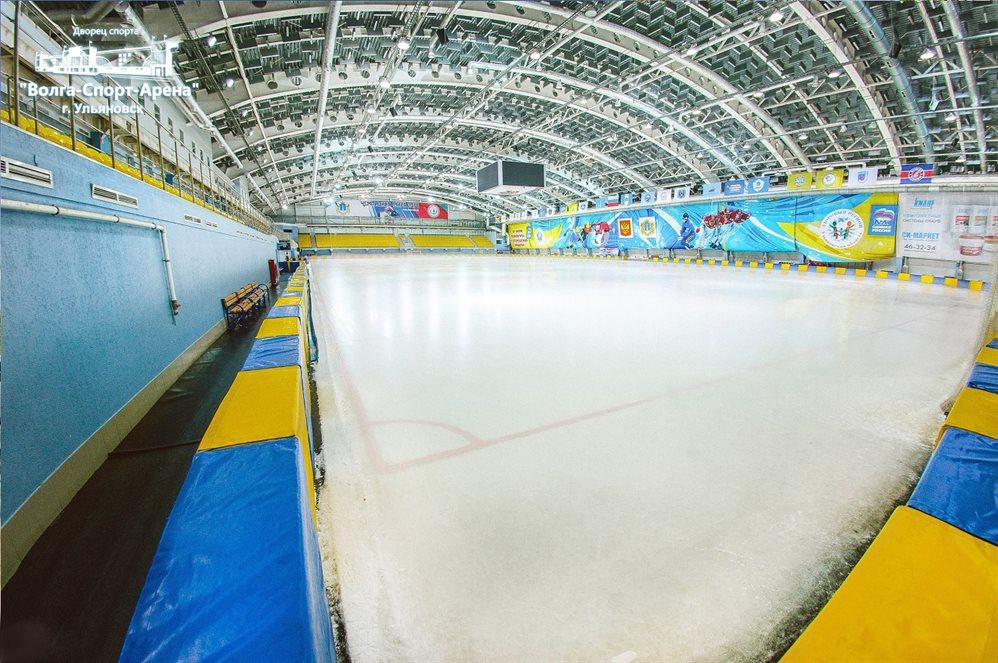 Хоккеисты «Волги» стали мастерами, а финал Кубка России доверили Ульяновску