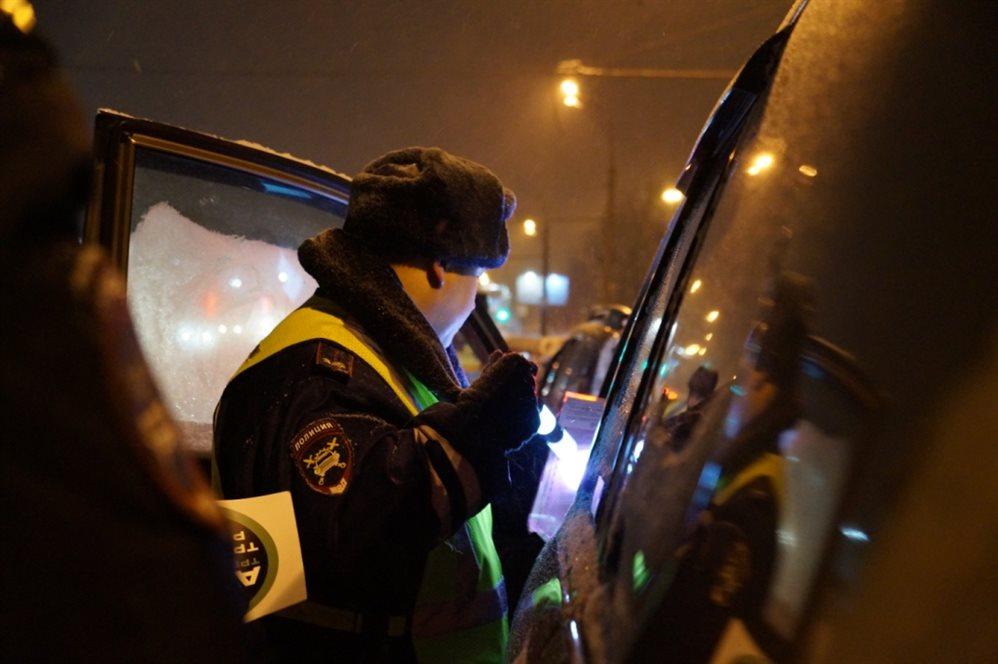 Ульяновские полицейские поймали более 3 тысяч пьяных водителей